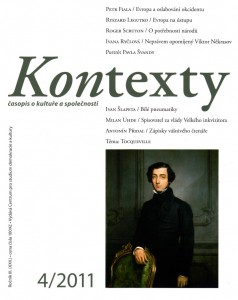 Revue Kontexty č. 4 / 2011