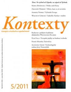 Revue Kontexty, č. 5 / 2011